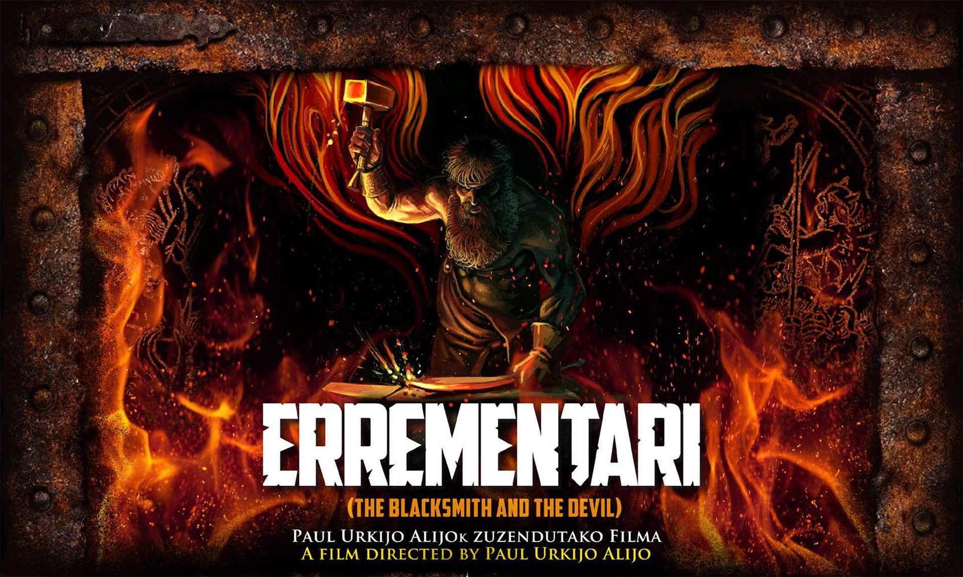 ผลการค้นหารูปภาพสำหรับ errementari the blacksmith and the devil POSTER